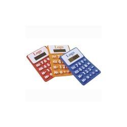 Kalkulator z silikonu