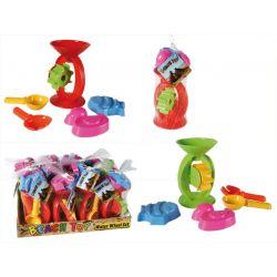 Zestaw zabawek plażowych