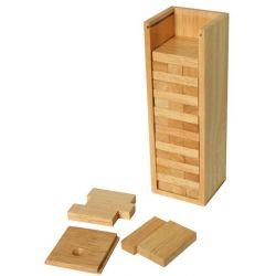 Wieża do gry - z drewnianym pudełkiem