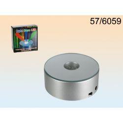 Podstawka z diodami LED do ekspozycji produktu