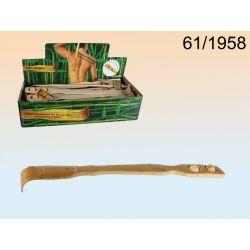 Drapaczka i masażer do pleców  bambusowy