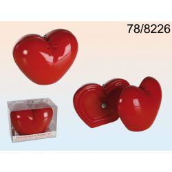 Solniczka i pieprzniczka serca