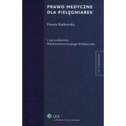 Prawo medyczne dla pielęgniarek  r.2013