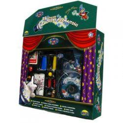 Magiczne rozmaitości zabawa w magika dla dziecka