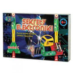 Sekrety elektroniki - model C  działanie silników