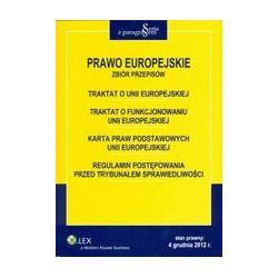 Prawo Europejskie Zbiór przepisów =