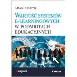 Wartość systemów e-learningowych w podmiotach e