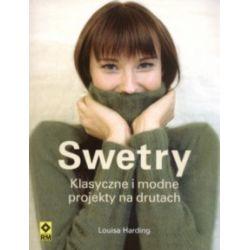Swetry  Klasyczne i modne projekty na drutach  r.2