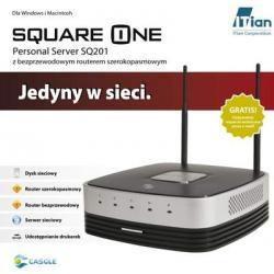 Serwer, switch, AP - Square One SQ201 500GB PL