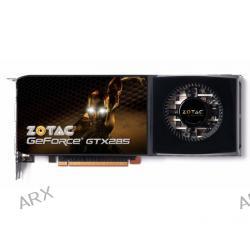 GeForce with CUDA GTX 285 Zotac 1GB 2x DVI (PCI-E)
