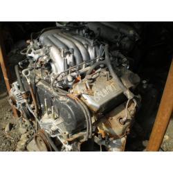 MITSUBISHI GALANT 2.5 V6 24V 2001 r - SILNIK