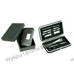 Zestaw do manicure - 6 elementów w pudełeczku zapinanym na zatrzask