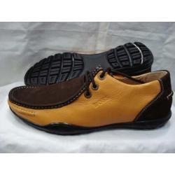 Buty męskie z kolekcji Hugo Boss wykonane z wysokiej jakości skóry