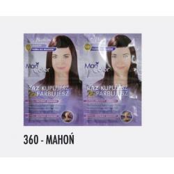 **Marion** Mari Color nr 360 Mahoń