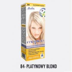 **Marion** szampon bez amniaku nr 84 Platynowy