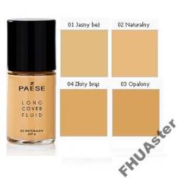 **Paese** Long Cover fluid tuba 20 ml