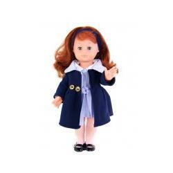 Lalka Victorie z serii Eleganckie Lalki z Paryża Lalki i akcesoria