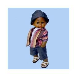 Lalka Bahamas  z serii Petit Calin Lalki i akcesoria
