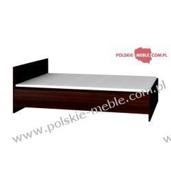 F5 łóżko 140 z materacem FOKUS