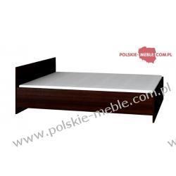 F4 łóżko 160 z materacem FOKUS