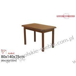 Stół BIANKA B 80x180cm