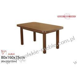 Stół BOLERO D 80x200cm