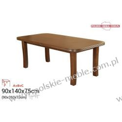 Stół CEZAR A 90x260cm