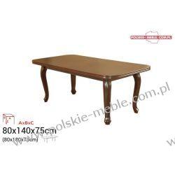 Stół LORD A 80x180cm