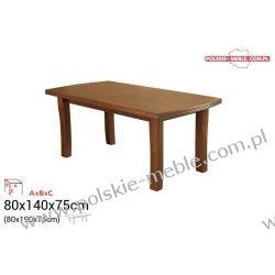 Stół RODOS A 80x190cm