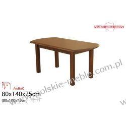 Stół SEVILLA A 80x180cm