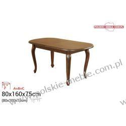 Stół SUZANA A 80x200cm
