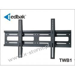 TWB1 Uniwersalny stały uchwyt ścienny do ekranów plazmowych/LCD 37-60