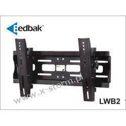 LWB2 Uniwersalny Uchylny Uchwyt Ścienny do Plazmy / LCD 22-32