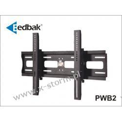 PWB2 Uniwersalny Uchylny Uchwyt Ścienny do Plazmy / LCD 32-60