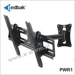 PWR1 Ramię obrotowe ścienne do ekranów plazmowych / LCD 32-60 (komplet)