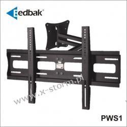 PWS1 Ramię obrotowe ścienne do montażu telewizorów plazmowych/ LCD 32-60 (komplet)