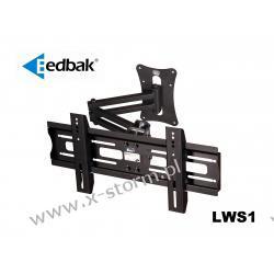 LWS1 Ramię obrotowe ścienne do montażu telewizorów plazmowych/ LCD 22-32 (komplet)