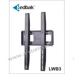 LWB3 Uniwersalny pionowy uchwyt ścienny do ekranów plazmowych/LCD 22-32