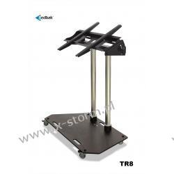 Zestaw TR8 + PWB1 Wózek do ekranu plazmowego/ LCD 22-50