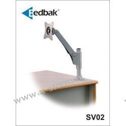 SV02 Uchwyt Biurkowy ze Sprężyną Gazową do Monitora LCD/TFT