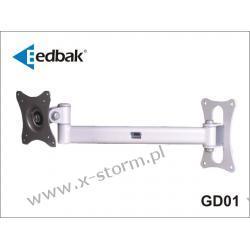 GD01 Ramię Obrotowe Ścienne do Monitora LCD/TFT