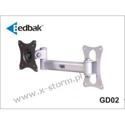 GD02 Ramię Obrotowe Ścienne do Monitora LCD/TFT