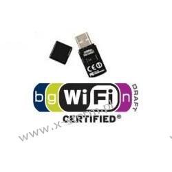 KARTA WIFI CZARNA USB DO: NOVATRON, HYUNDAI MBOX, ICYBOX, EGREAT ...