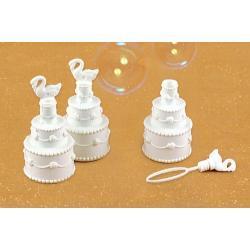 Bańki mydlane - łabędzie 24 szt