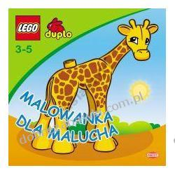 LEGO DUPLO MALOWANKA DLA MALUCHA ZOO KL 105 AMEET