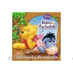 DISNEY Kubuś Puchatek MALOWANKA DLA MALUCHA KL8 AMEET