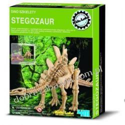 4M WYKOPALISKA DINO SZKIELETY STEGOZAUR dinozaur ZRÓB TO SAM