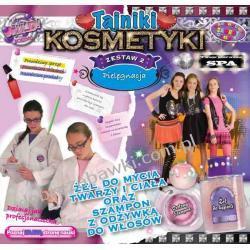 WILD SCIENCE TAJNIKI KOSMETYKI - ZESTAW 2 - PIELĘGNACJA