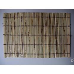 Mata bambusowa 30x45