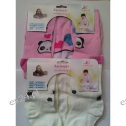 Rajstopy niemowlęce rom 54/60 6 miesięcy kolor biały